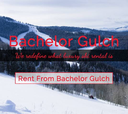 Bachelor Gulch Ski Rental