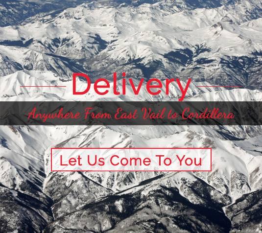 Delivery ski rental Vail