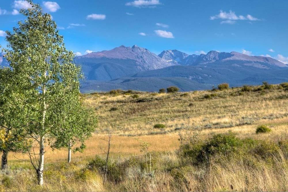 Vail Colorado road ride