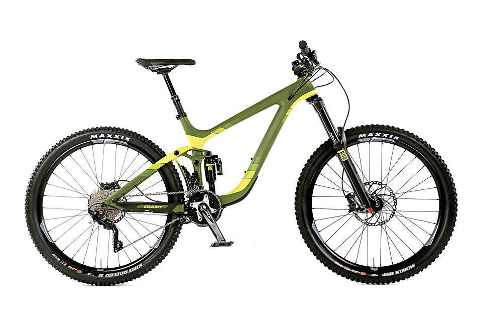 Giant-reign-mountain-bike - Avon Venture Sports