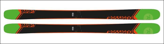 rossignol ski shop smash rental
