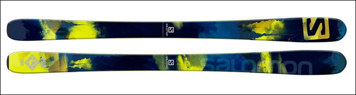 Salomon Skis Q 85