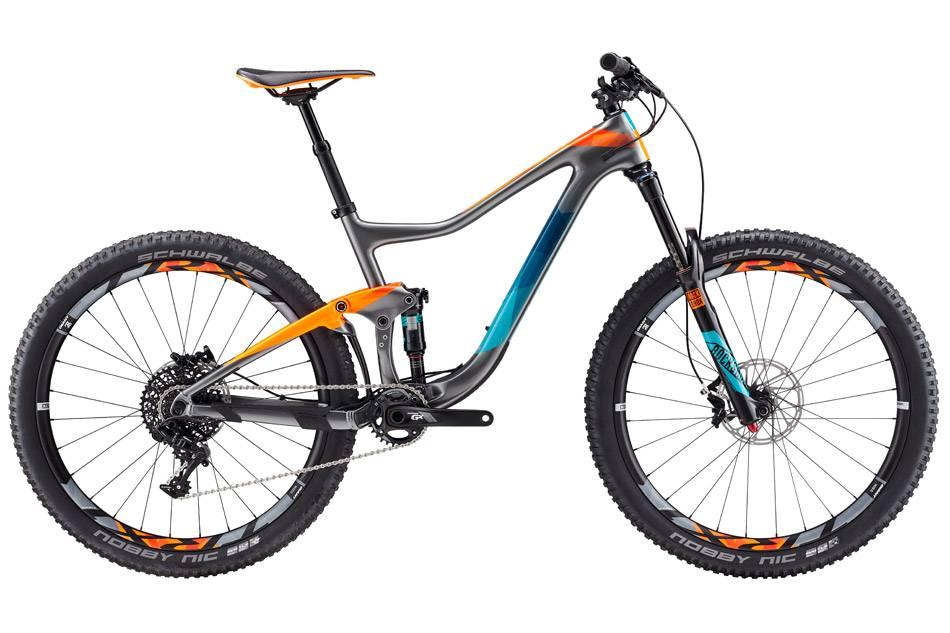 giant mountain bike rental trance advanced 2