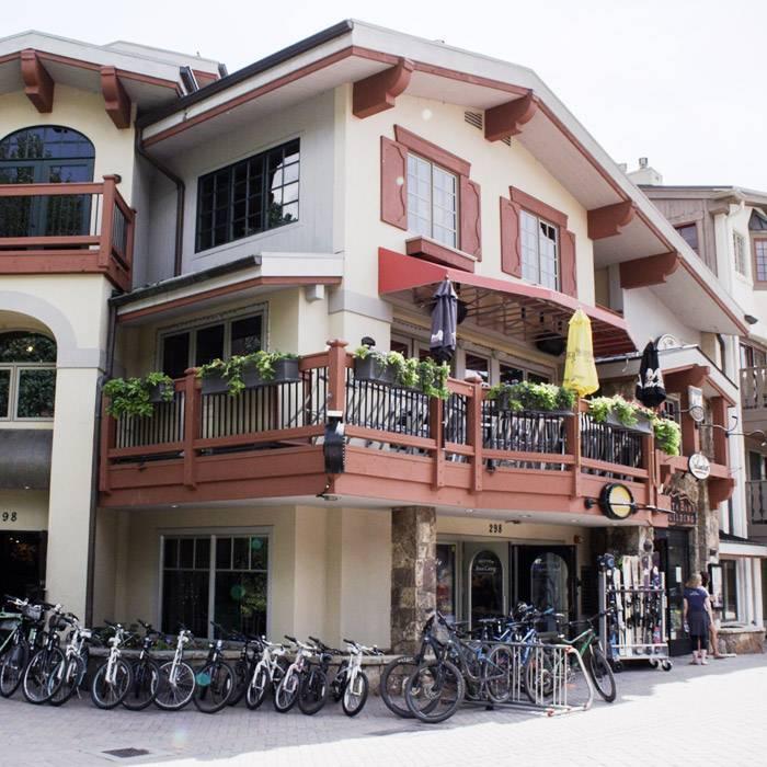 Vail Bike Shops