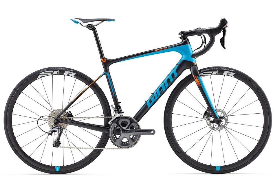 giant road bike rental defy advanced pro1