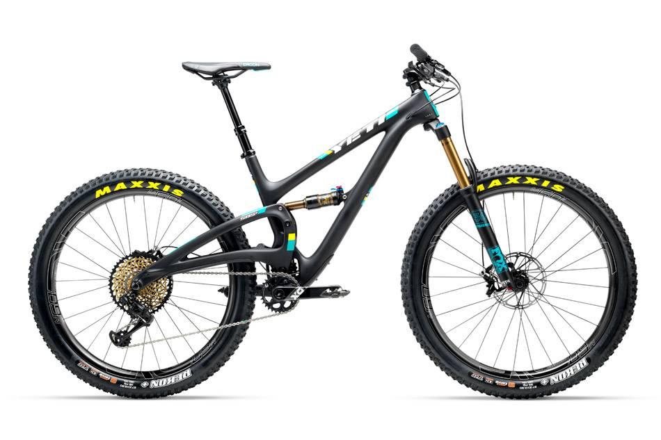 Vail Mountain Bike Rental Yeti SB5+