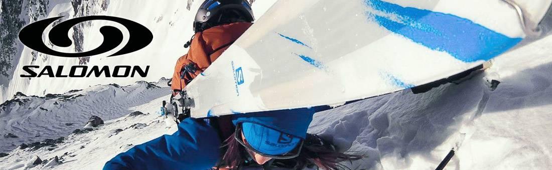 salomon ski shop