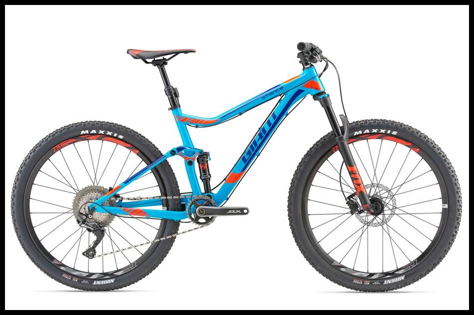 Giant Stance Mountain Bike