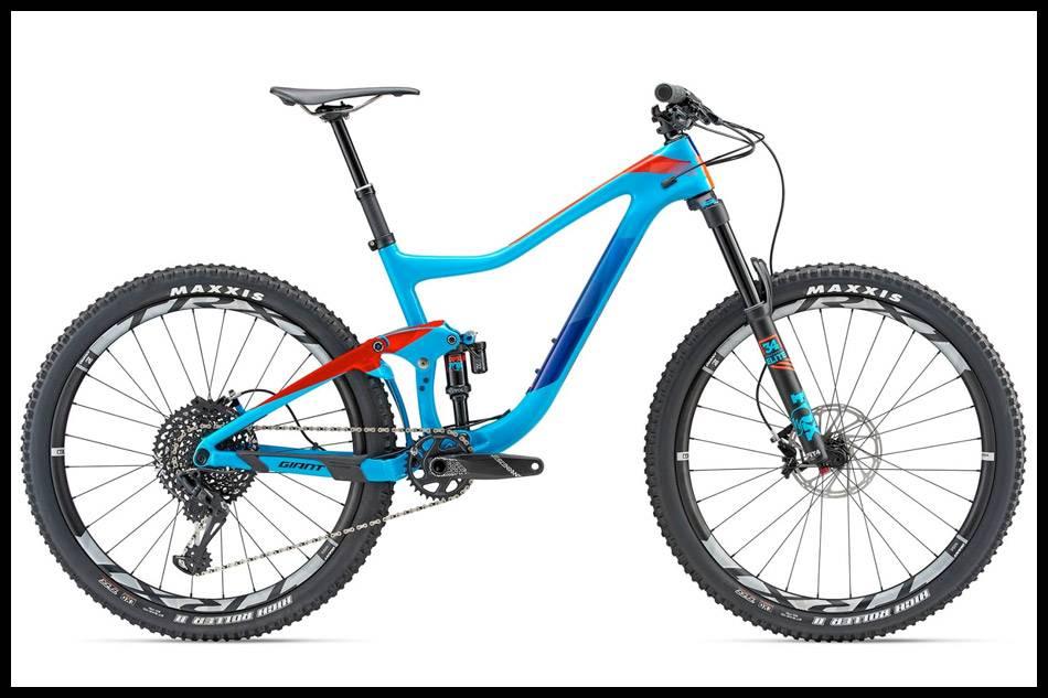 Giant Trance Adv1 Mountain Bike Rental
