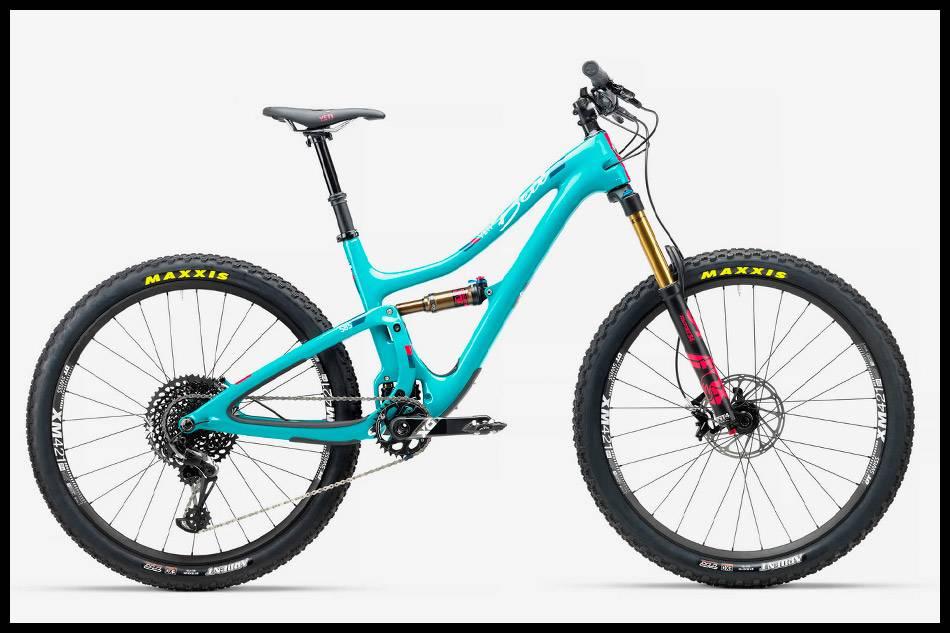 Yeti SB5 beti Mountain Bike Rental