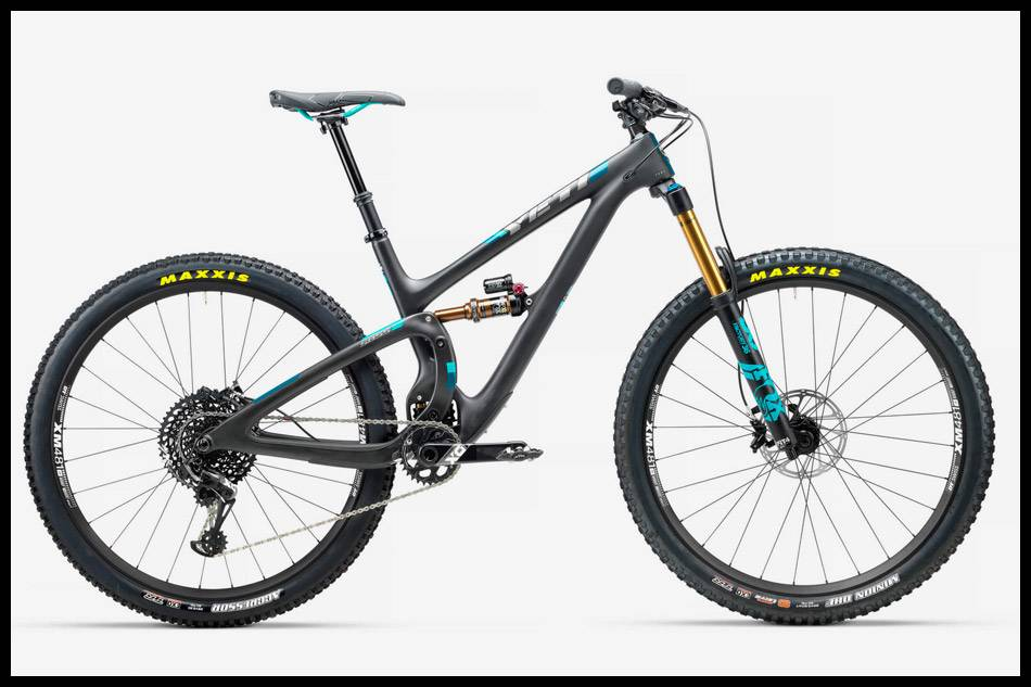 Yeti SB55 Mountain Bike Rental