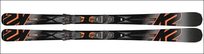 k2 ikonic 84 ski rental