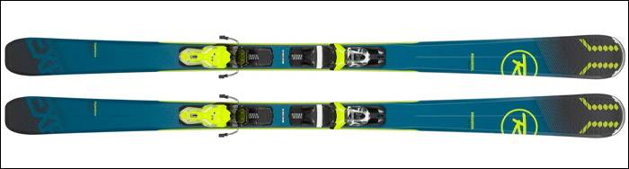 Rossignol Experience 76 Ci skis vail