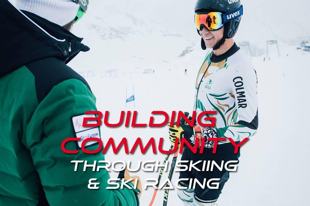 family ski racing